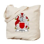 Milford Family Crest Tote Bag
