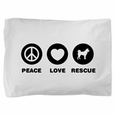 Karelian Bear Dog Pillow Sham