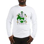 Mickleton Family Crest  Long Sleeve T-Shirt