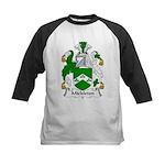 Mickleton Family Crest  Kids Baseball Jersey