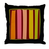Slow Groove #1 Throw Pillow