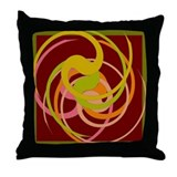Spinners #1 Throw Pillow