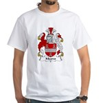 Meares Family Crest White T-Shirt