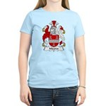 Meares Family Crest Women's Light T-Shirt