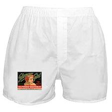 Glamour Girl Boxer Shorts