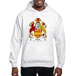May Family Crest Hooded Sweatshirt