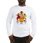 May Family Crest Long Sleeve T-Shirt