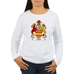 May Family Crest Women's Long Sleeve T-Shirt
