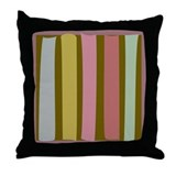 Slow Groove #2 Throw Pillow