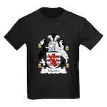 Maude Family Crest Kids Dark T-Shirt