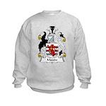 Maude Family Crest Kids Sweatshirt