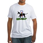 A Great Dane Mantle Agility e Fitted T-Shirt