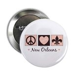 Peace Love New Orleans 2.25