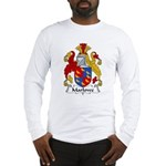 Marlowe Family Crest Long Sleeve T-Shirt