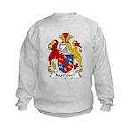 Marlowe Family Crest Kids Sweatshirt