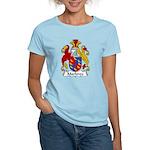 Marlowe Family Crest Women's Light T-Shirt
