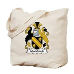 Marchand Family Crest Tote Bag