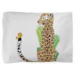 Animal Alphabet Jaguar Pillow Sham