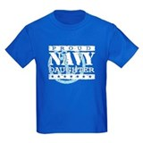 Proud Navy Daughter T