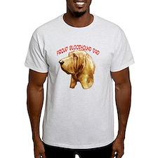 Unique Bloodhound T-Shirt