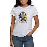 Luscombe Family Crest Women's T-Shirt