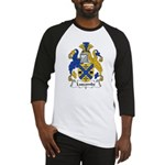 Luscombe Family Crest Baseball Jersey