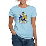 Luscombe Family Crest Women's Light T-Shirt