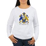Luscombe Family Crest Women's Long Sleeve T-Shirt