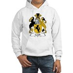 Louth Family Crest Hooded Sweatshirt
