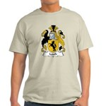 Louth Family Crest Light T-Shirt