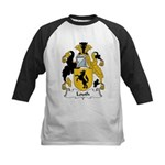 Louth Family Crest  Kids Baseball Jersey