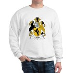 Louth Family Crest  Sweatshirt