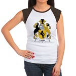 Louth Family Crest  Women's Cap Sleeve T-Shirt