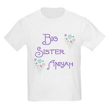 Big Sister Aniyah T-Shirt