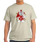 Lilly Family Crest Light T-Shirt