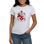 Lilly Family Crest Women's T-Shirt