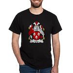 Lilly Family Crest Dark T-Shirt