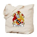 Lightfoot Family Crest Tote Bag