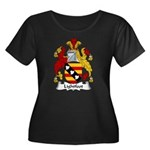 Lightfoot Family Crest Women's Plus Size Scoop Nec