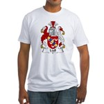 Liall Family Crest Fitted T-Shirt