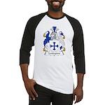 Lexington Family Crest Baseball Jersey