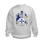 Lexington Family Crest Kids Sweatshirt