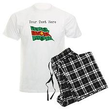 Suriname Flag Pajamas