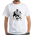 Lewes Family Crest White T-Shirt
