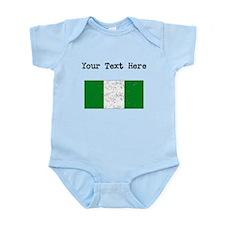 Nigeria Flag Body Suit