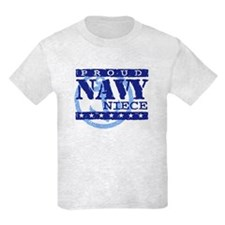 Proud Navy Niece T-Shirt