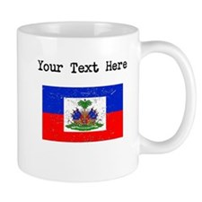 Haiti Flag Mugs