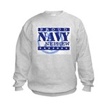 Proud Navy Nephew Sweatshirt