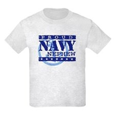 Proud Navy Nephew T-Shirt