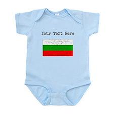 Bulgaria Flag Body Suit